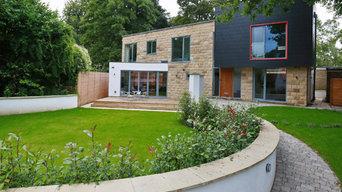 Executive home - 5 bedrooms + garage annex
