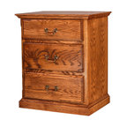 American Drew Camden Light Side Table With Nightstand In