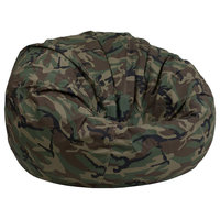 Offex Camouflage Bean Bag Chair
