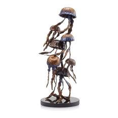 Jellyfish Septet Sculpture