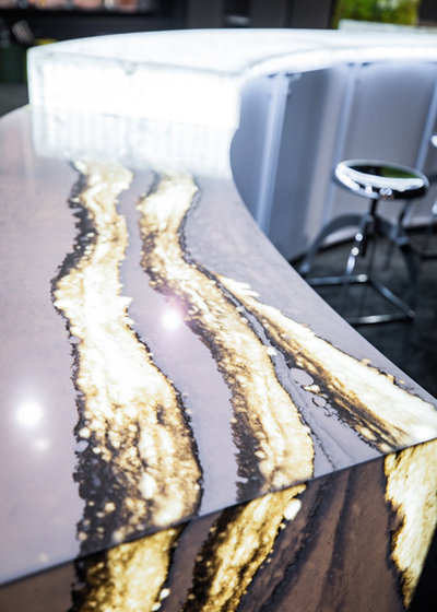 New Trends for Cabinets and Counters at KBIS 2019