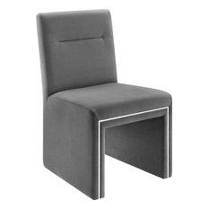 Jaffa Dining Chair - Gray by TOV Furniture
