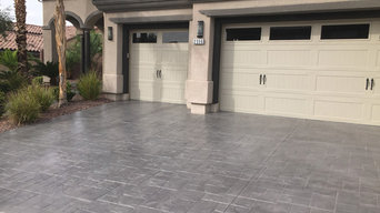 Stamped Concrete Contractor in San Jose, CA