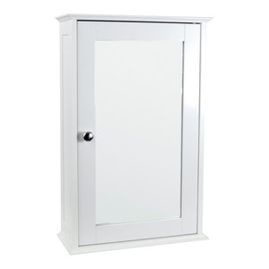 Bath Vida 1-Door Milano Wall Cabinet