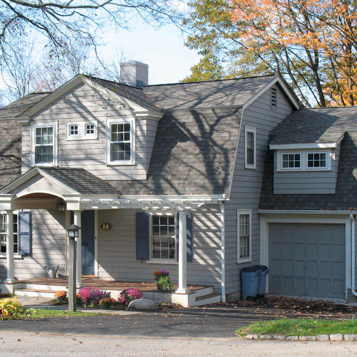 Before & After - Winchester, MA - curb appeal