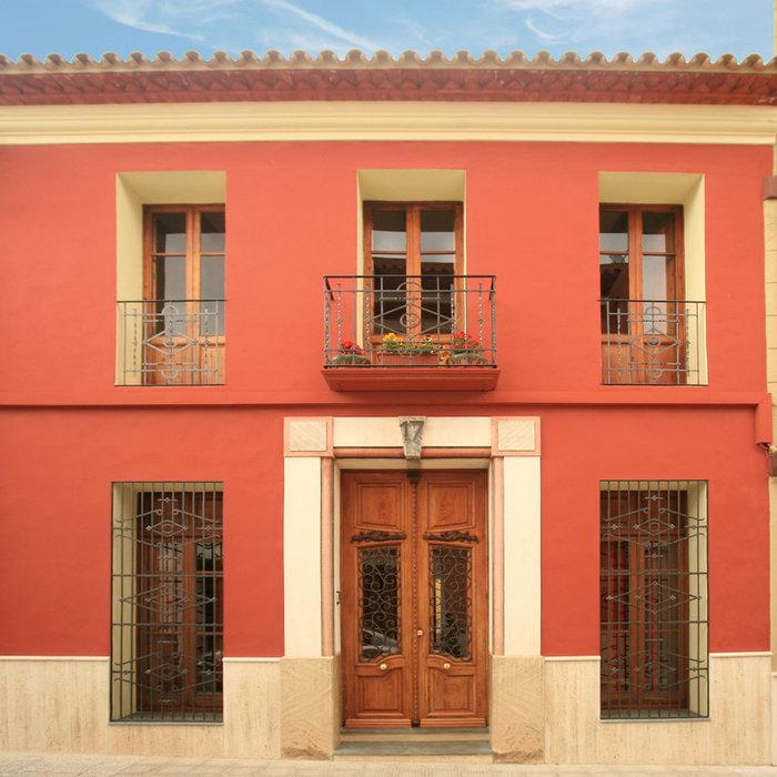 Rehabilitación de una señorial casa de pueblo en Pedreguer. Casa Rosa