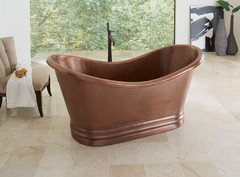 pure copper tubs can be found at by ecosinks for - Copper Bathtub