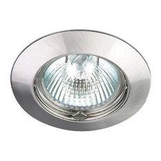 contemporary recessed lighting. One Light - Recessed Spot Light, 50W, Chrome Finish Housings Contemporary Lighting S