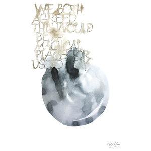 """Magical Place"" Paper Print by Ylva Skarp, 30x40 cm"