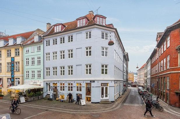 Hus & facade by home City