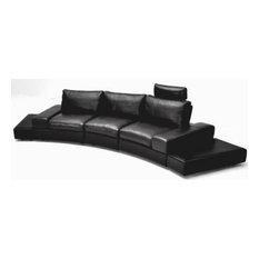 Cynthia Full Leather Single Sofa   Sofas
