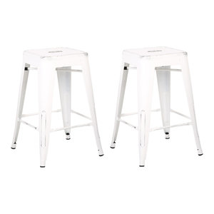 Liberty Furniture Urban Mission 24 Quot Upholstered Barstools