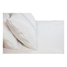 Hospitology Sleep Defense Waterproof/Dust Mite Proof Pillow Encasement, Set of 2