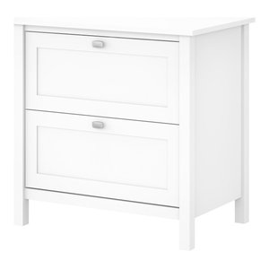 Fully Assembled Martin Furniture Contemporary 2 Drawer File Cabinet