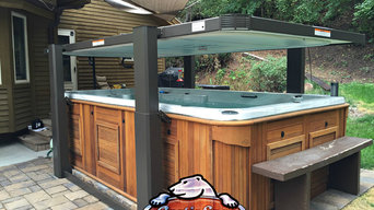 Arctic Spa Utah Hot Tub Swim Spa / All Weather Pool Installations