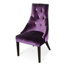 Purple Dining Room Chairs | Houzz