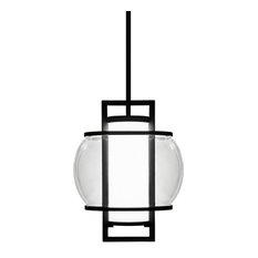 LED Pendant, Black
