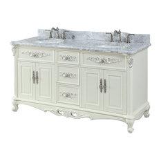 64-inch Verondia Classic Double Sink Bath Vanity