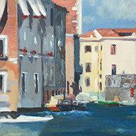 Venice - sold - Paintings
