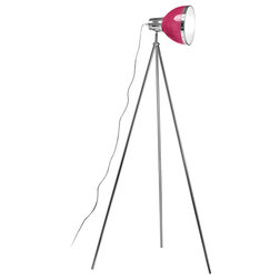Contemporary Floor Lamps by Premier Housewares