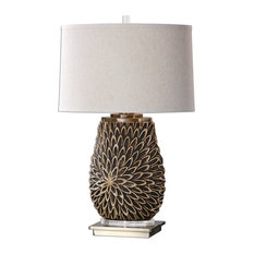 - Verzino Lamp by Uttermost - Table Lamps