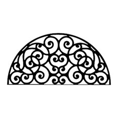Wrought Iron Outdoor Wall Decor shop wrought iron wall decor outdoor products on houzz