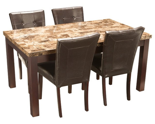 RF Products - Bedrock marble dining table
