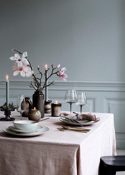 Tischdeko esszimmer  Tischdeko im Frühling: 10 frisch-luftige Ideen für den Esstisch