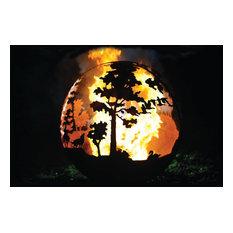 Spherical Fireballs