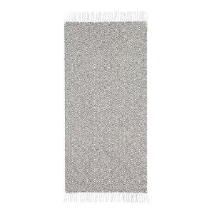 Goose Graphite Grey Vinyl Floor Cloth, 70x200 cm