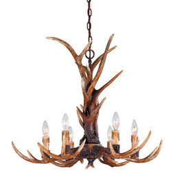 Great Rustic Chandeliers by Lighting New York