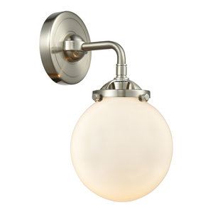 3 Light Beacon 24 Quot Sconce Contemporary Bathroom Vanity