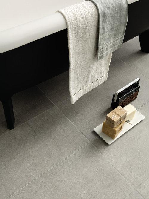 Fly Zone Fiber Porcelain Tile Series - Grigio 12x24 - Wall And Floor Tile
