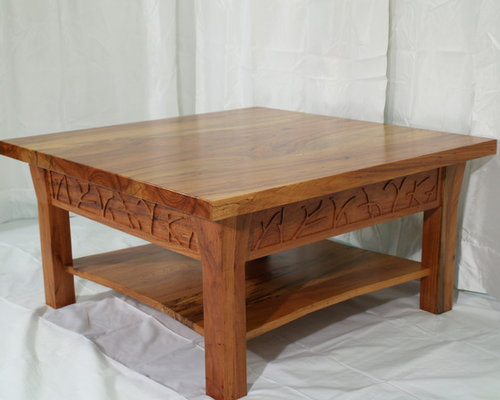 Custom solid wood tables by DeVos Woodworking - Coffee Tables