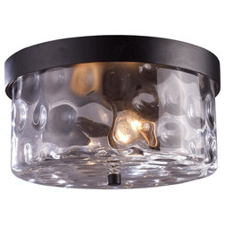 Transitional Outdoor Flush-mount Ceiling Lighting by Lighting Front