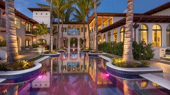 Casa Bianca, Mediterranean style, Fort Lauderdale, Florida