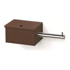 Scondi 5137.14 Toilet Paper Holder with Toilet Paper Storage