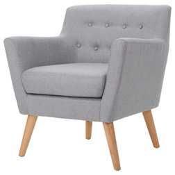 Midcentury Armchairs And Accent Chairs by GDFStudio