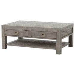 Rustic Coffee Tables by The Khazana Home Austin Furniture Store
