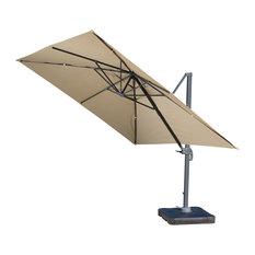 GDF Studio Bayside Outdoor Deluxe Umbrella