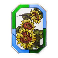 Silver Creek Sunflower Panel