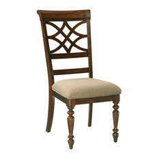 Standard Furniture Woodmont Side Chair in Cherry (Set of 2)