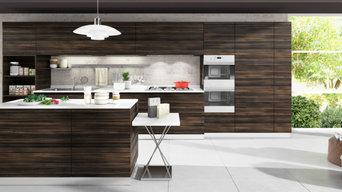 LUSSO CUCINA Italian Designed Cabinets