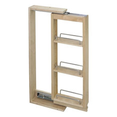 Hardware Resources WFPO636 Wall Cabinet Organizers Shelve Filler
