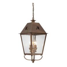 The Great Outdoors Edenshire 4 Light Lantern Pendant