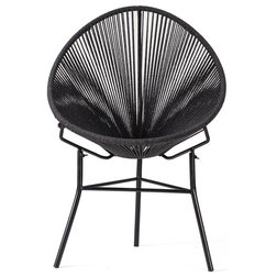 Contemporary Outdoor Lounge Chairs by Madeleine Home Inc.