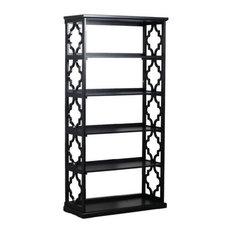 Turner Bookcase, Black