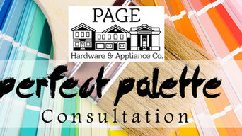 Perfect Palette by Page Hardware