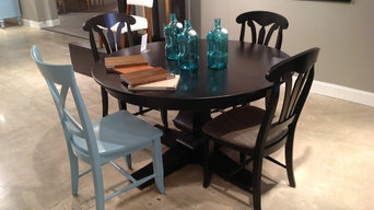 Custom canadel dining sets