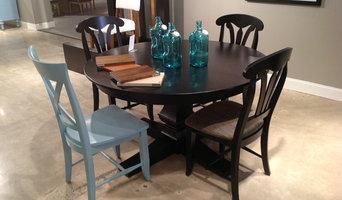 Custom canadel dining sets